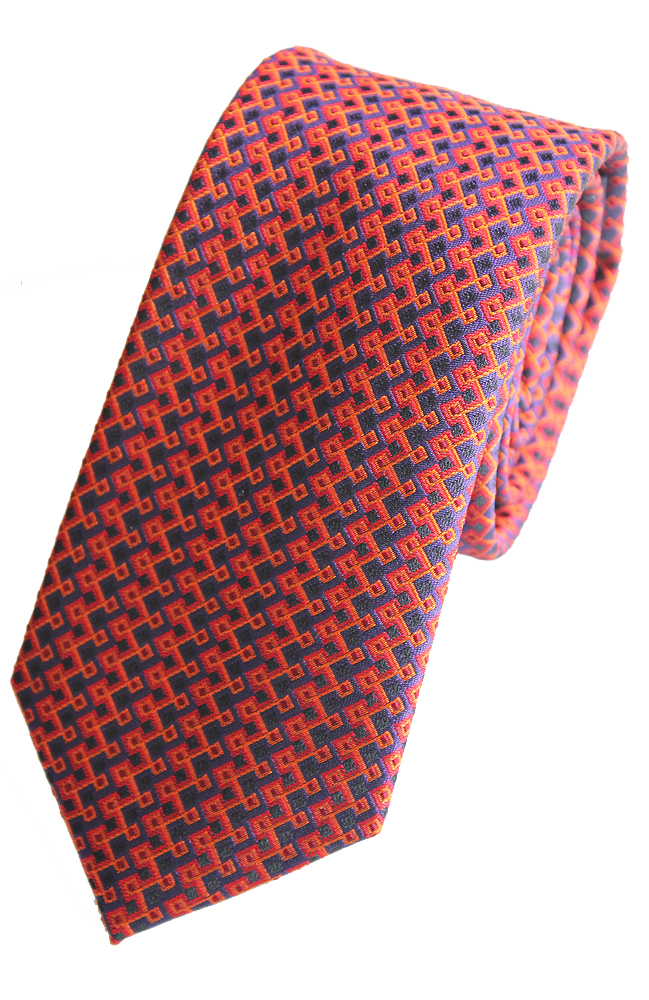 Lloyd Attree & Smith Woven Silk Ties - D5003