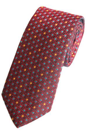 Lloyd Attree & Smith Woven Silk Ties -D5002
