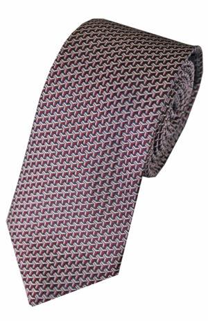 Lloyd Attree & Smith Woven Silk Ties - D1130