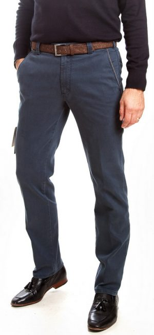 Meyer Super Stretch New York Fit - Blue