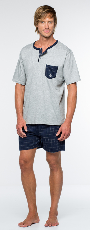 Guasch T-Shirt & Shorts - Grey