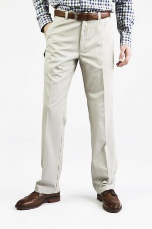 Oakman Casual Trousers With Active Stretch Waistband