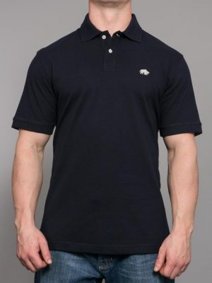 Raging Bull New Signature Polo - Navy