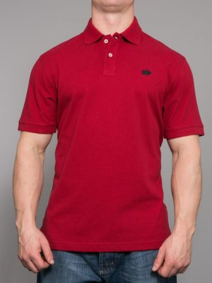 Raging Bull New Signature Polo - Red