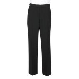 Scott Dinner Suit Trousers - Black
