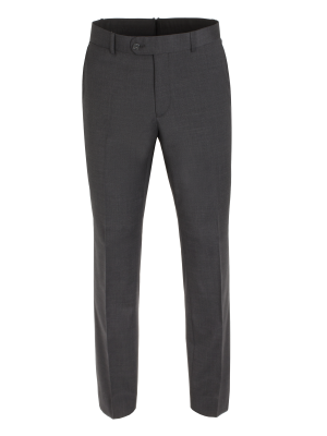 Scott Performance Suit Trousers - Charcoal