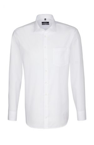 Seidensticker Comfort Fit Shirt - White