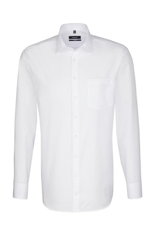 Seidensticker Comfort Fit Shirt - White