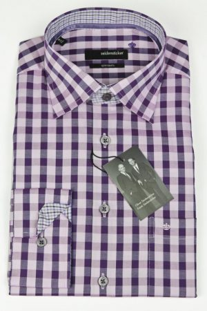 Seidensticker Splendesto Check Formal Shirt