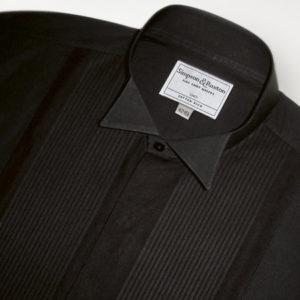 Simpson and Ruxton Sydney Wing Collar Dress Shirt