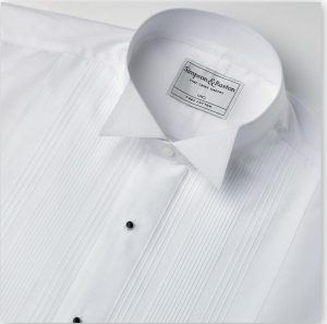 Simpson and Ruxton Rome Dress Shirt