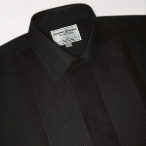 Simpson and Ruxton Sydney Standard Collar  Dress Shirt
