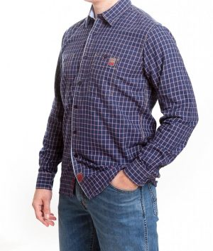 Storm Casual Cotton Twill Shirt - Verona