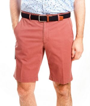 Sunwill Tailored Shorts - Candy Red