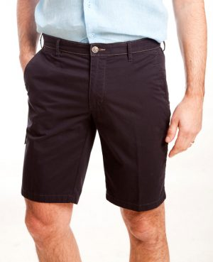 Sunwill Tailored Shorts - Navy