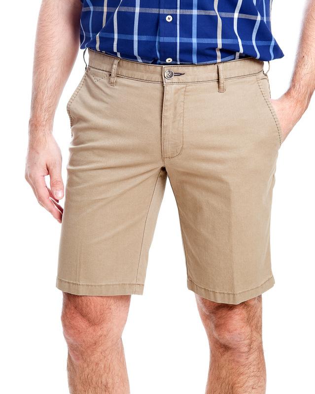 Sunwill Tailored Shorts - Sand