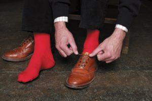 Viyella Wool Rich Short Socks