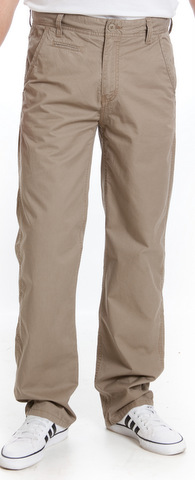 Wrangler Texas Chino - Safari Khaki