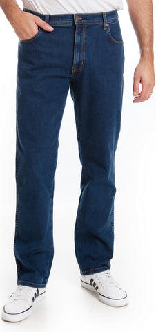 Wrangler Texas Darkstone Stretch Jeans