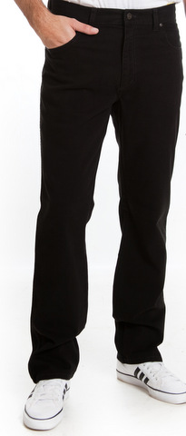 Wrangler Texas  Black Stretch Jeans