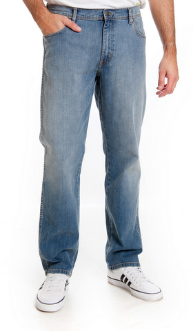 Wrangler Texas Stretch Casual Stone Jeans