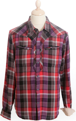 Wrangler Western Ribbon Shirt